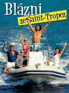 DVD Blázni ze Saint-Tropez