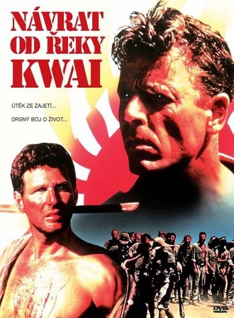 DVD Návrat od řeky Kwai