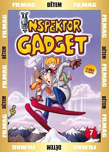 DVD Inspektor Gadget 7