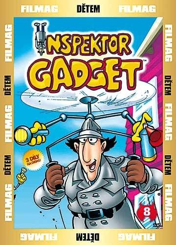 DVD Inspektor Gadget 8
