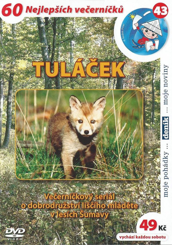 DVD Tuláček
