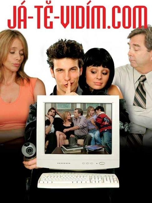 DVD Já-tě-vidím.com