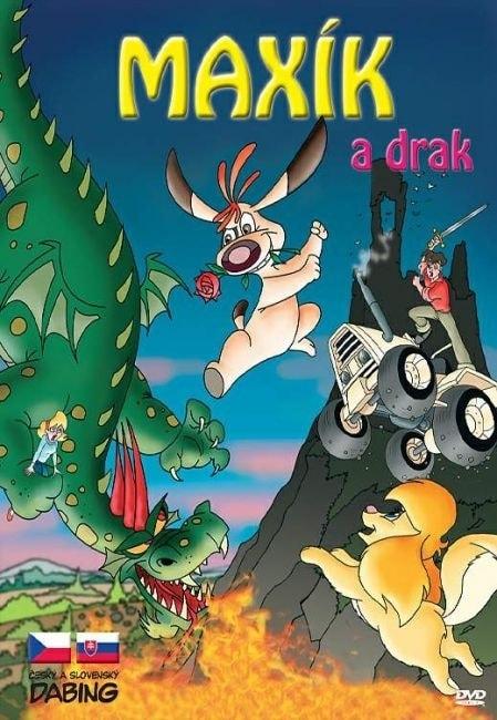 DVD Maxík a drak