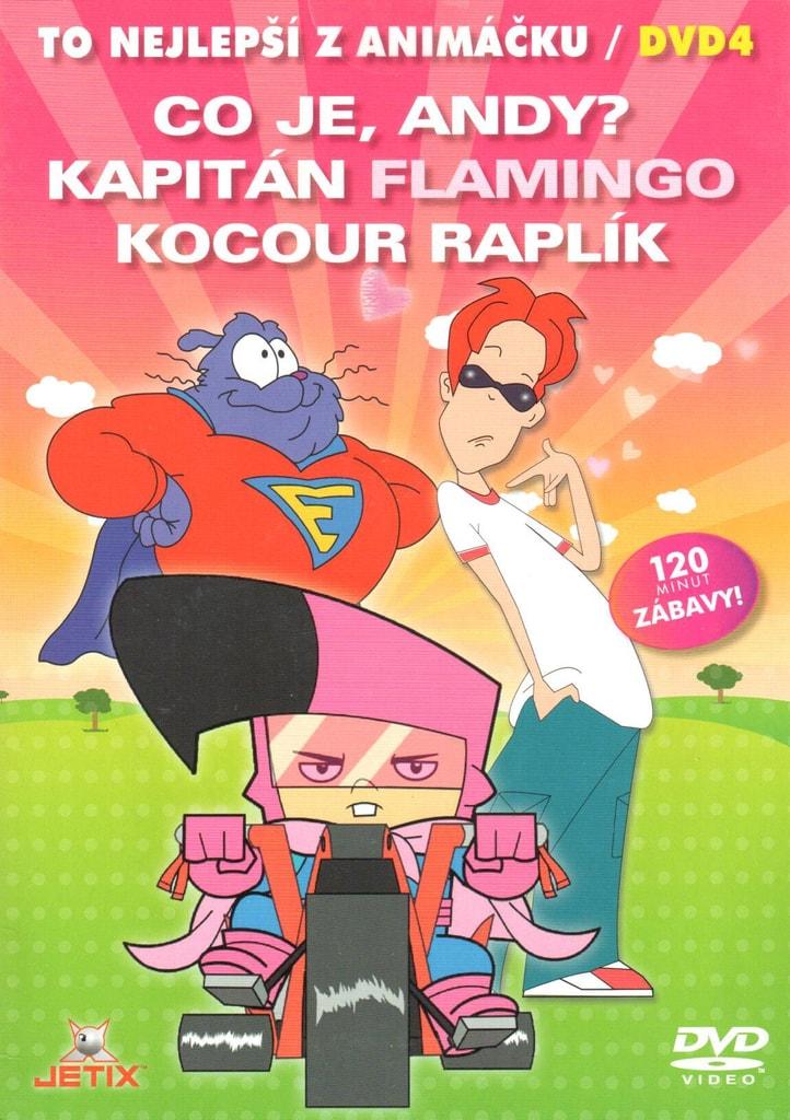 DVD To nejlepší z Animáčku 4