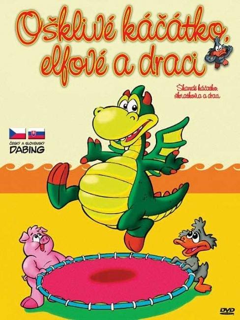 DVD Ošklivé káčátko, Elfové a draci