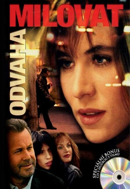 DVD Odvaha milovat + CD Soundtrack