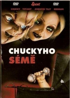 DVD Chuckyho sémě