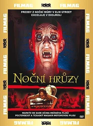 DVD Noční hrůzy