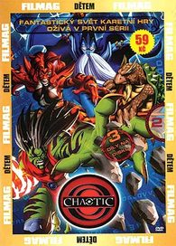 DVD Chaotic 2 (Slim box)
