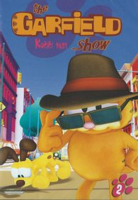 DVD The Garfield show 2 - Kočičí past