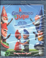 Blu-ray Gnomeo  a Julie