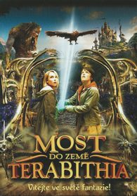 DVD Most do země Terabithia