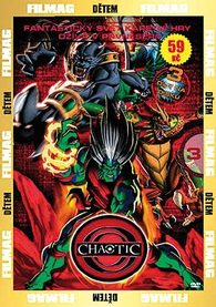 DVD Chaotic 3 (Slim box)