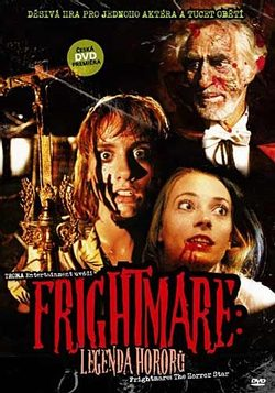 DVD Frightmare: Legenda hororů