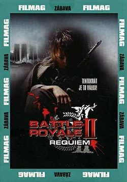 DVD Battle Royale II: Requiem