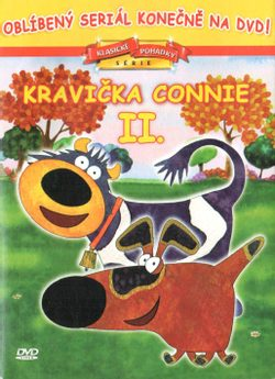 DVD Kravička Connie 2