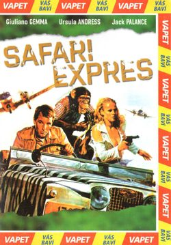 DVD Safari expres