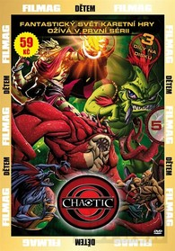 DVD Chaotic 5 (Slim box)