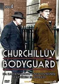 DVD Churchillův bodyguard 4