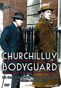 DVD Churchillův bodyguard 5