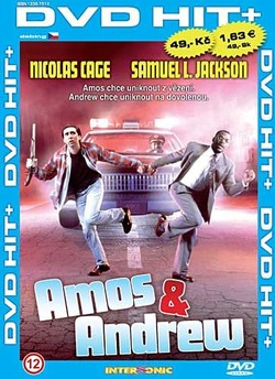 DVD Amos a Andrew