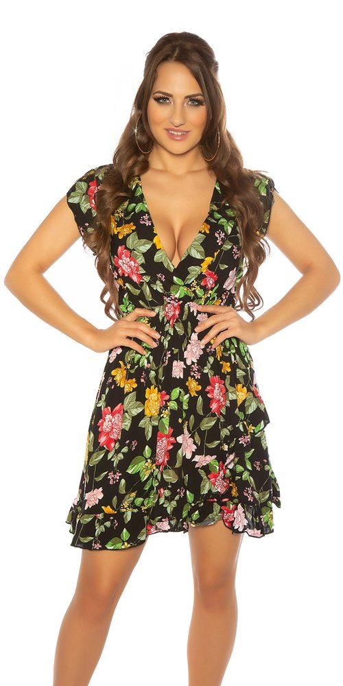 Letní šaty - M/L Koucla in-sat2176bl