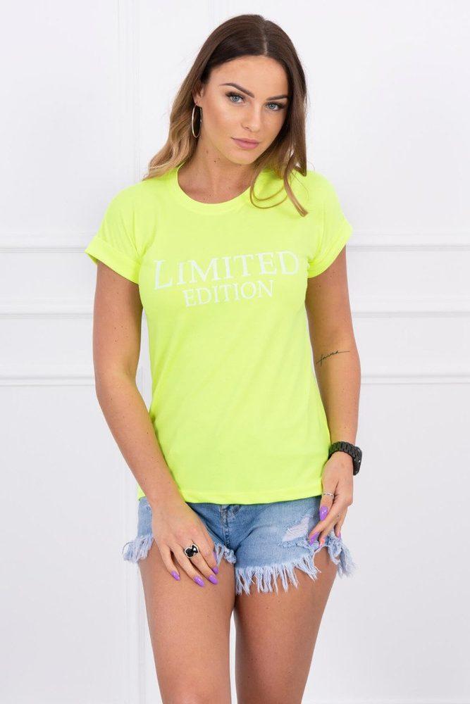Tričko s krátkými rukávy Kesi ks-tr65296ng