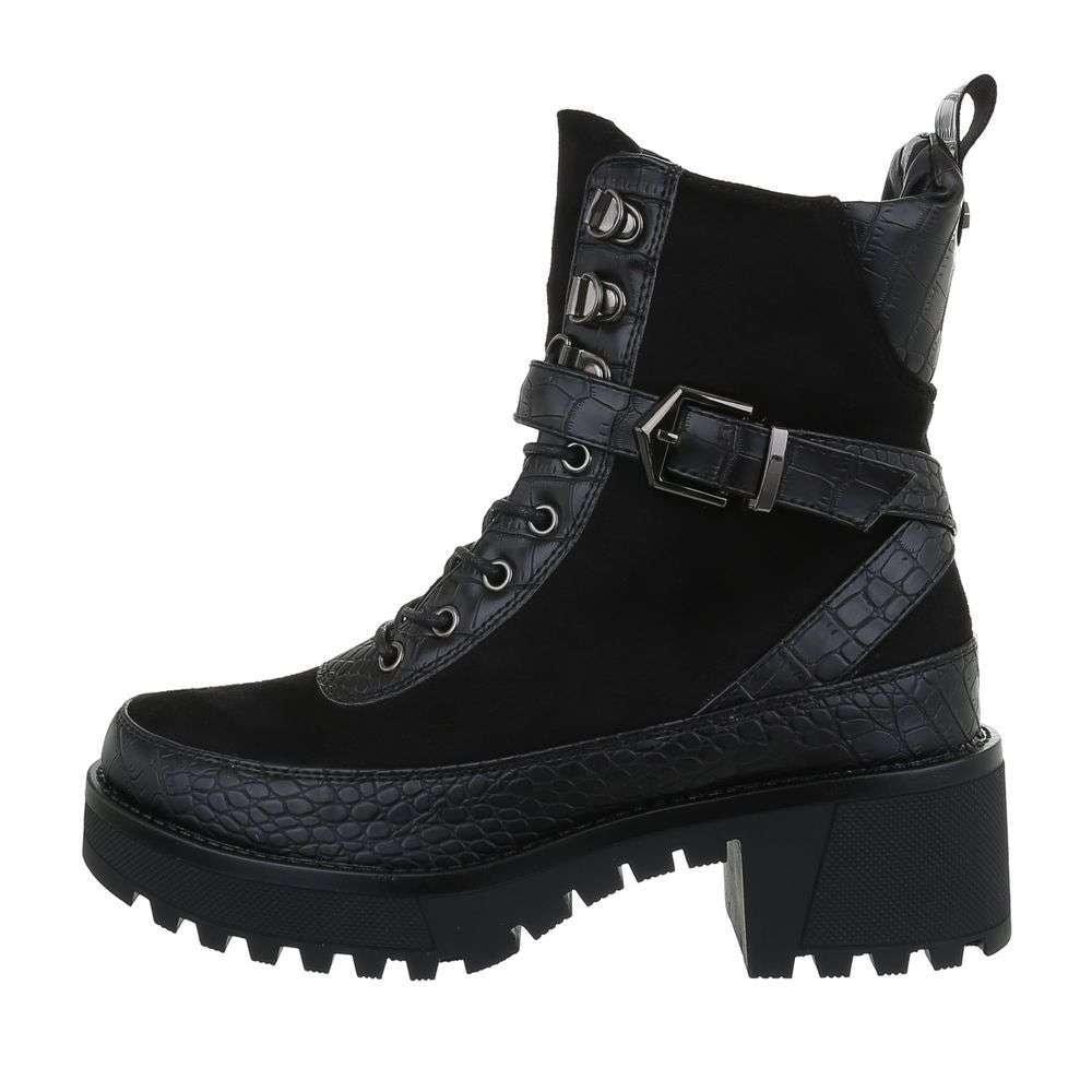 Členková dámska obuv - 40 EU shd-okk1162bl