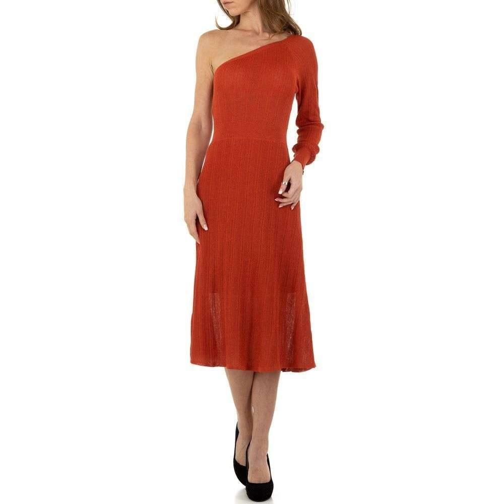 Dámske úpletové šaty EU shd-sat1137or