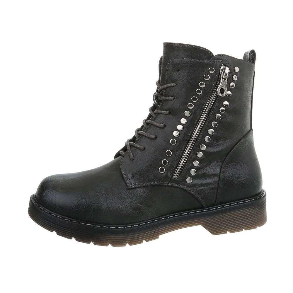 Kotníková dámská obuv EU shd-okk1208gr