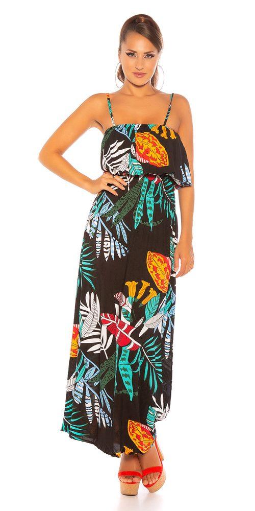 Letní dámské šaty Koucla in-sat2225bl