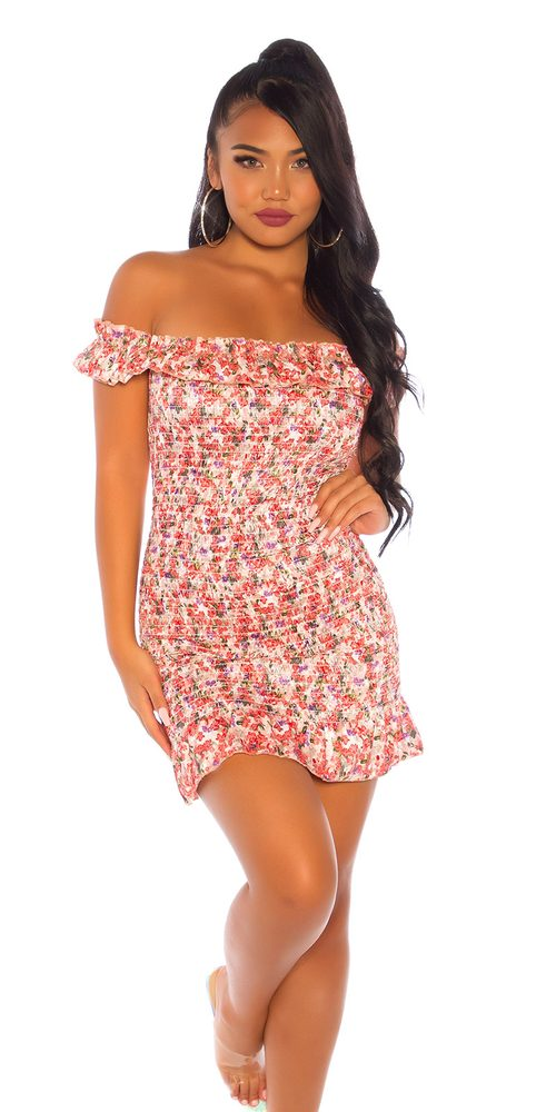 Dámské mini šaty Koucla in-sat2226lo