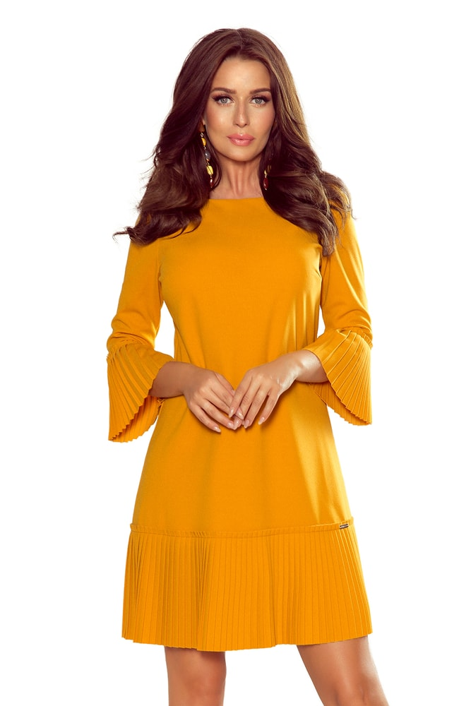 Elegantní dámské šaty - XXL Numoco nm-sat228-7