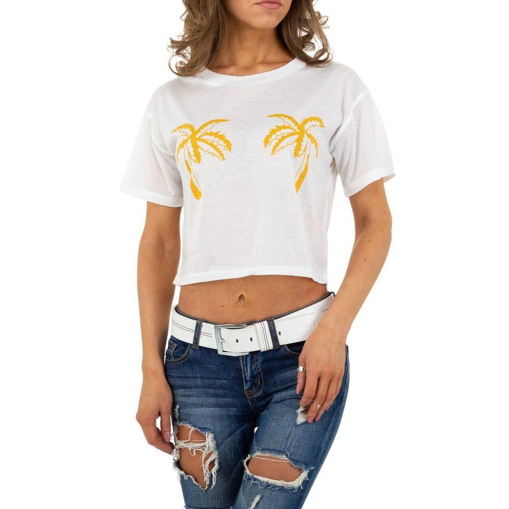 Dámské tričko - S/M EU shd-tr1029wy
