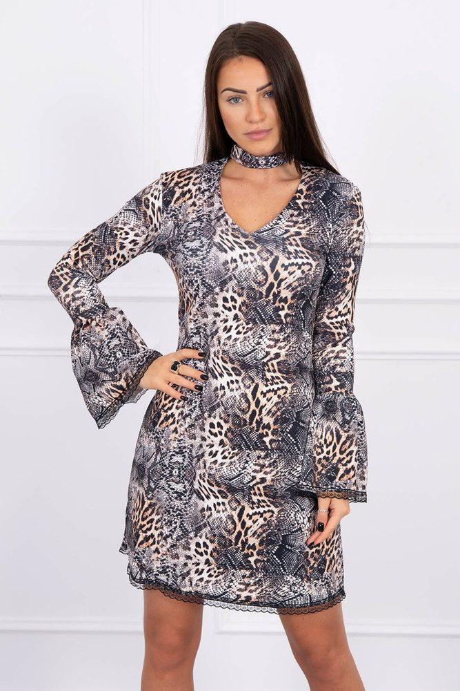 Dámske spoločenské šaty Kesi ks-sa66030be