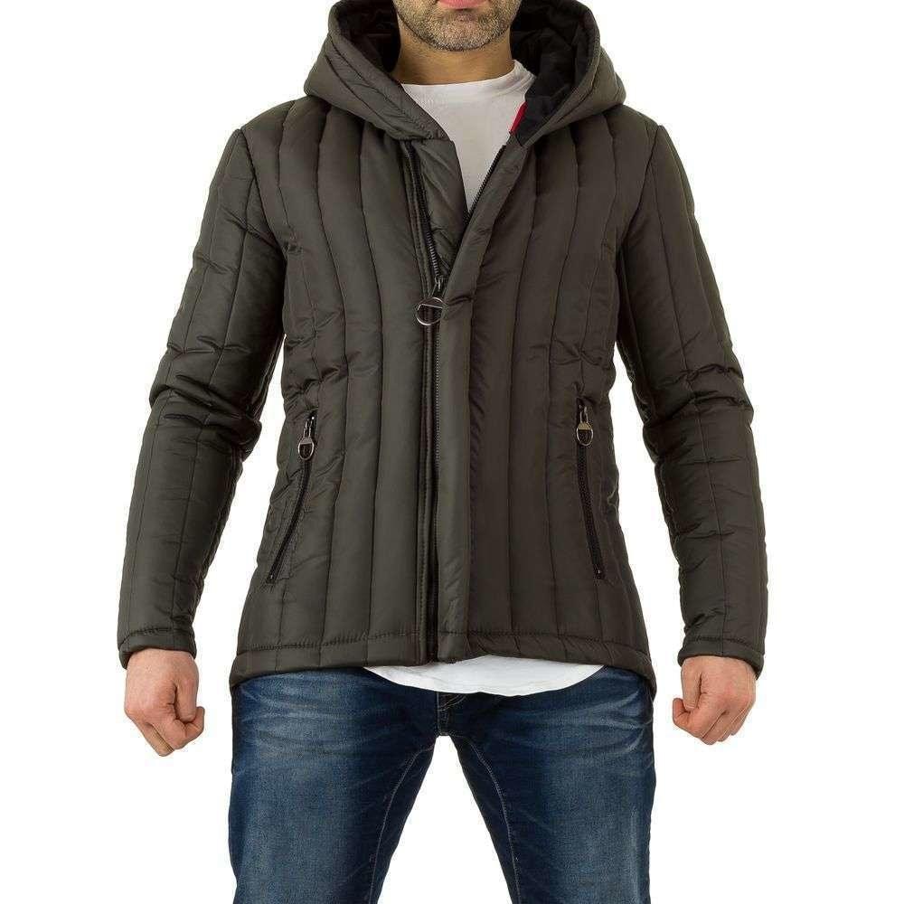 Zimná pánska bunda EU shp-bu1011kh