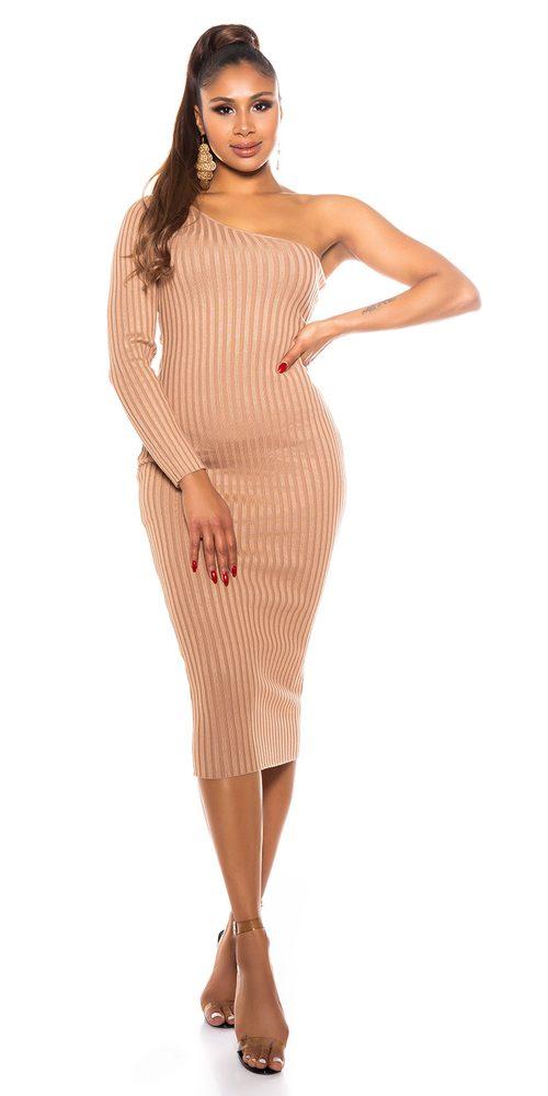 Úpletové dámské šaty Koucla in-sat2265ca