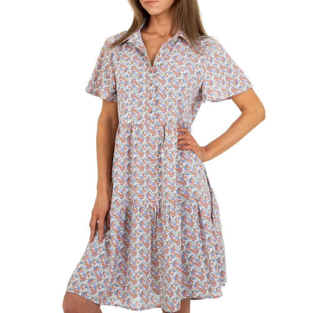 Dámské košilové šaty EU shd-sat1263mu
