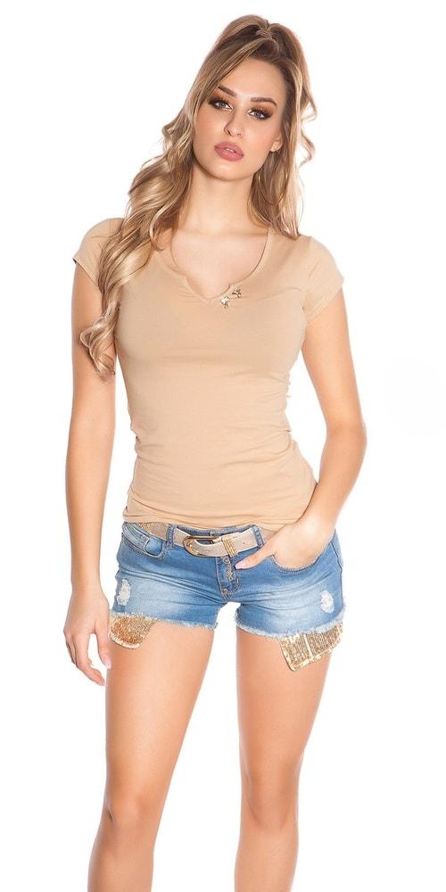 Tričko dámske Koucla in-tr1145be