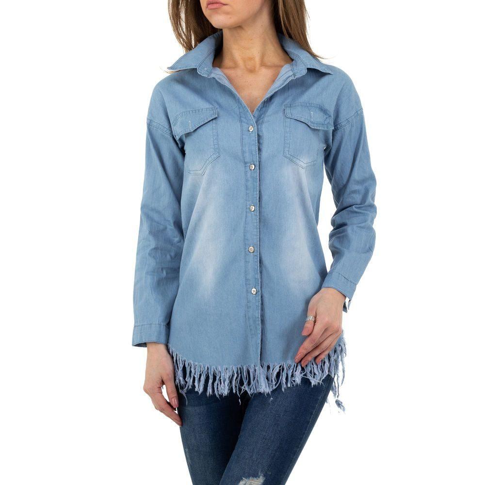 Dámská džínová košile - XL/42 EU shd-ha1120