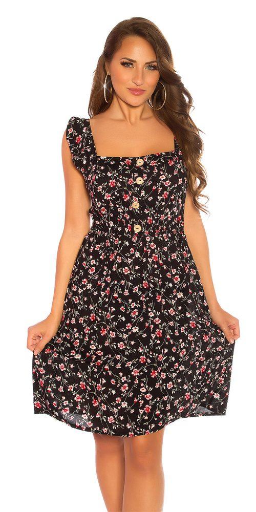 Letní šaty - M/L Koucla in-sat2188bl