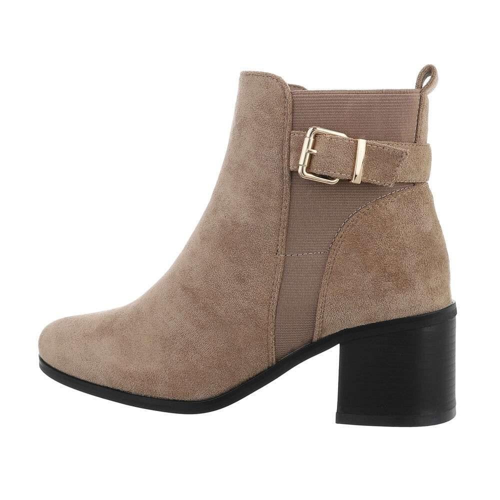 Elegantní kotníková obuv - 39 EU shd-okk1456be