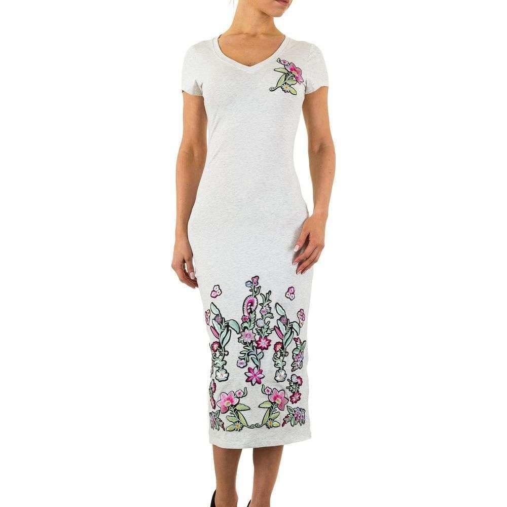 Letní šaty - S EU shd-sat1054gr