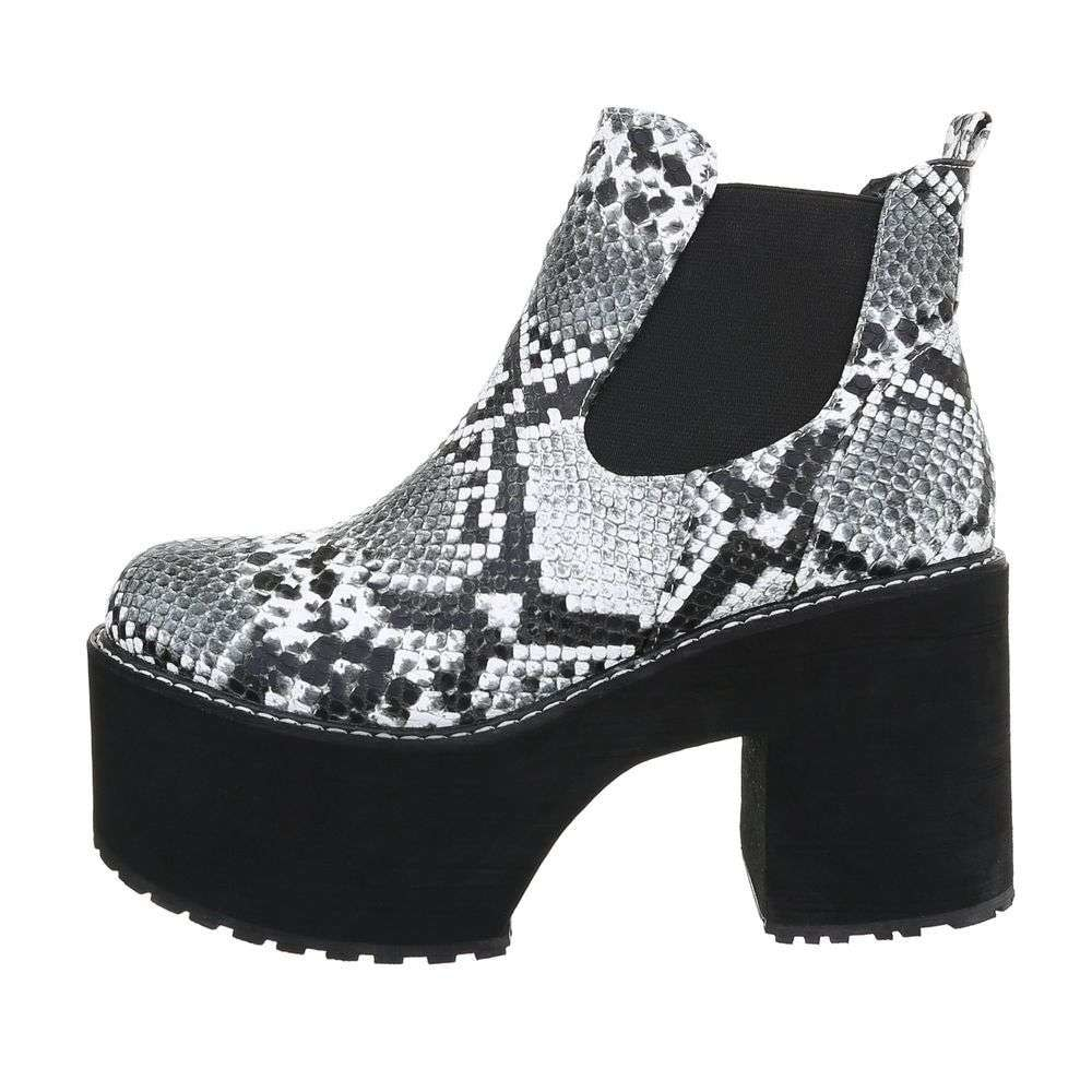 Členková obuv dámska EU shd-okk1167bl