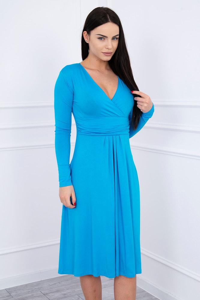 Elegantné dámske šaty - S Kesi ks-sa8315tu
