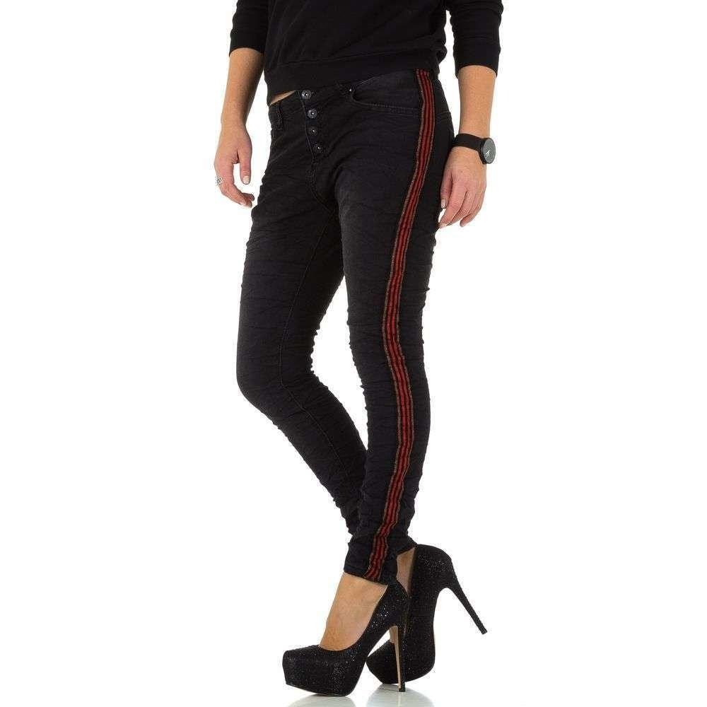 Dámske džínsy EU shd-ri1004bl