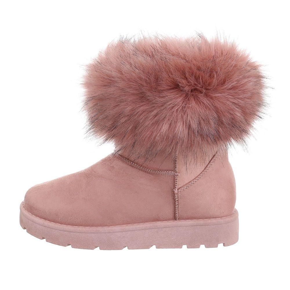 Dámska zimná obuv EU shd-oko1255pi