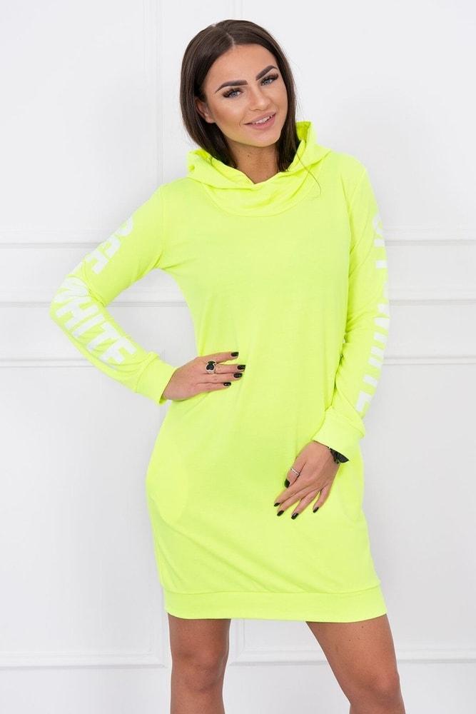Dámské neonové šaty Kesi ks-sa62072ng