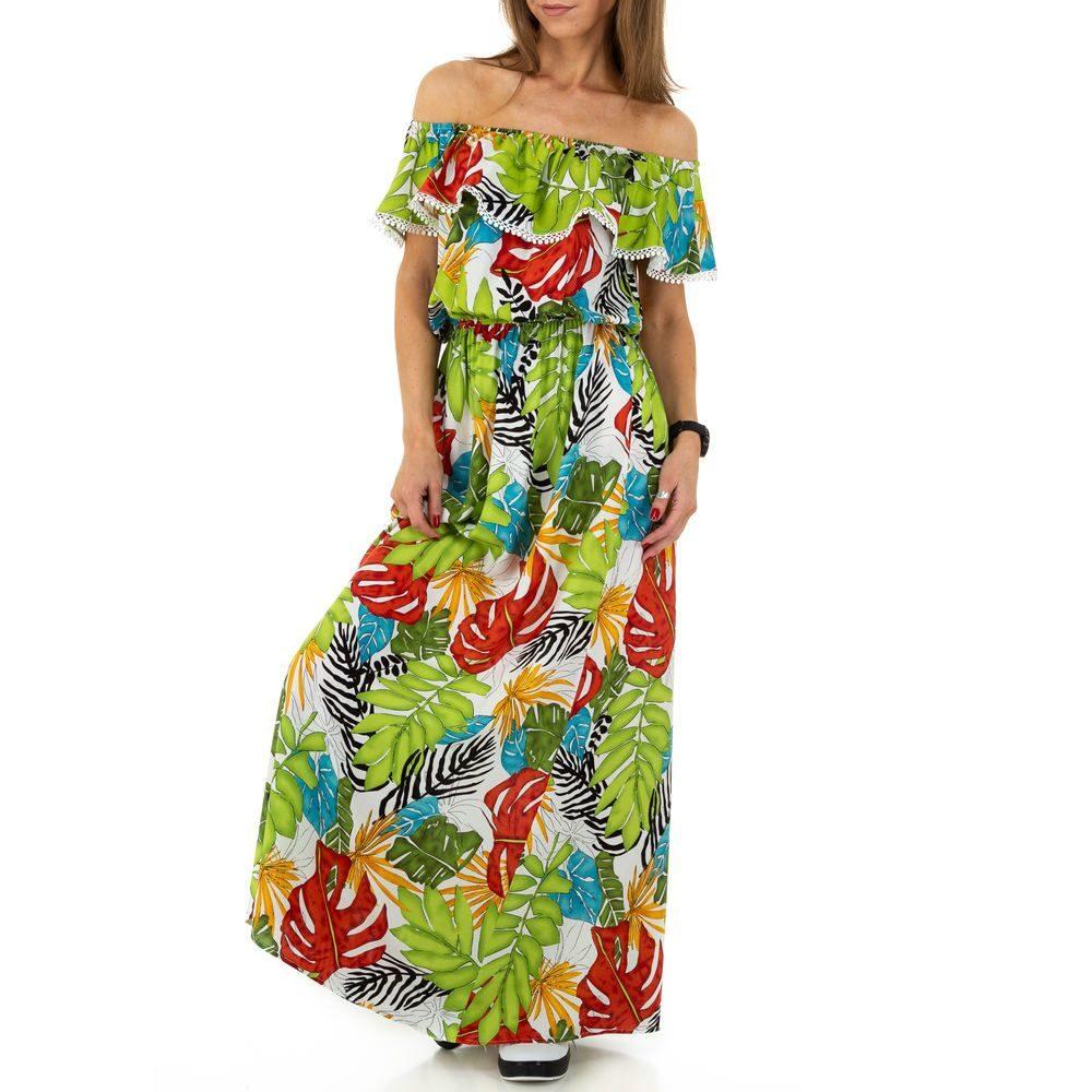 Dámské dlouhé šaty - M/L EU shd-sat1218re