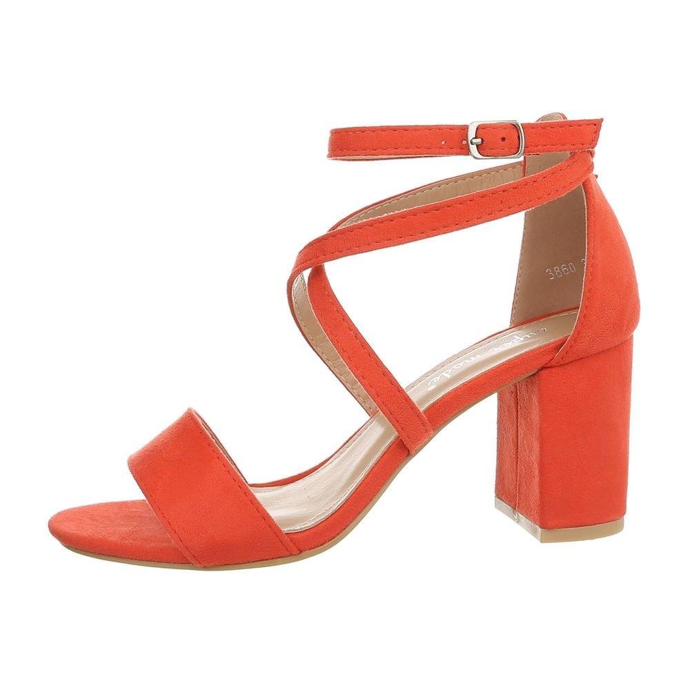 Dámske sandále na podpätku - 36 EU shd-osa1256or